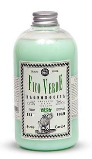 """Green fig"" shower cream"
