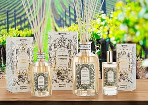 """Special Collection"" Reed diffuser - Divino Bianco"